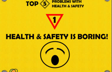 Top 5 Problems with Health & Safety