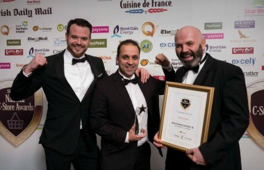SeaChange H&S Partners Shine at Annual Retail Awards 2016