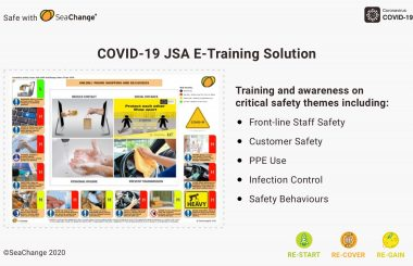 COVID-19 JSA E-Training Solution