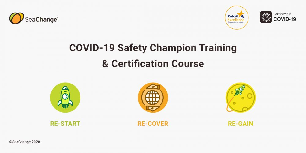 SeaChange Covid-19 Safety Champion Training & Certification Course