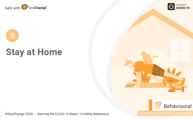 Staying at Home: Top Tips to make it in the Long Run